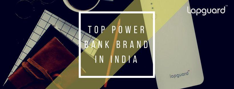 top power bank brand in India