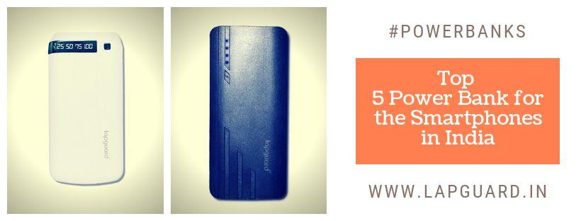 top 5 power banks
