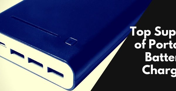 Supplier of Portable Battery Charger